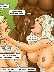 You sluts did good tonight - Modern Stepfather chapter 3 by Interracial comics