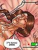 It's raining sperm - The wife and the black gardeners 3 by Kaos comics