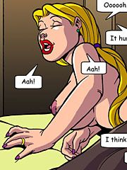 I'll take care of both of these bbc - Wives wanna have fun too 2 by Interracial comics