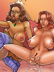 Black men fuck so good - The wife and the black gardeners 3 by Kaos comics