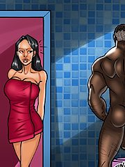 It's getting hard again - Sons's best friend's dad part 2 by Kaos