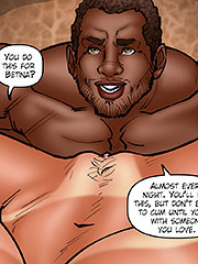 My body responded automatically - Lesson from the neighbor, The second lesson by Kaos comics