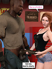 It's bigger than my arm - One shot 2 by Dark Lord
